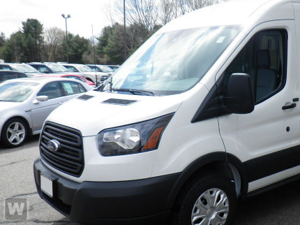 2017 Transit 250 Med Roof 4x2,  Empty Cargo Van #21528 - photo 1