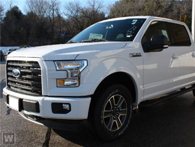 2017 F-150 Crew Cab 4x4 Pickup #HFB15987 - photo 1