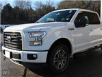 2017 F-150 Crew Cab 4x4 Pickup #HFB86367 - photo 1