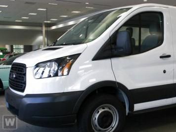 2017 Transit 350 Low Roof 4x2, Empty Cargo Van #F17256 - photo 1