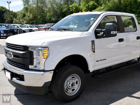 2017 F-350 Crew Cab DRW 4x4 Cab Chassis #Z178438 - photo 1