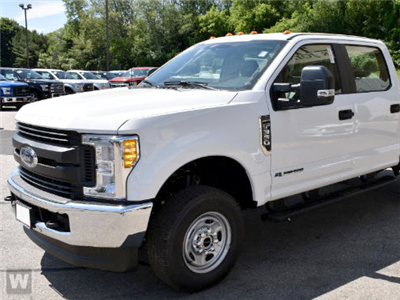2017 F-350 Crew Cab DRW 4x4 Cab Chassis #Z178093 - photo 1