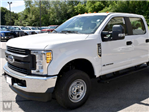 2017 F-350 Crew Cab DRW 4x4, Norstar Platform Body #D73374 - photo 1