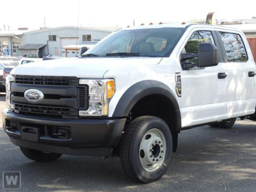 2017 F-450 Crew Cab DRW, Cab Chassis #3972030 - photo 1