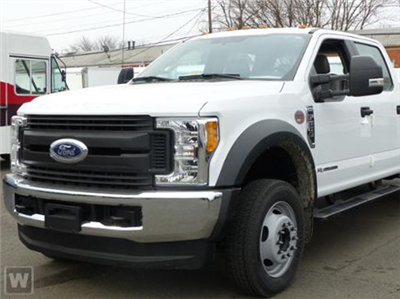 2017 F-550 Crew Cab DRW 4x4,  Cab Chassis #HEE34424 - photo 1