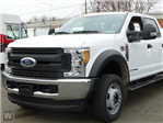 2017 F-550 Crew Cab DRW 4x4,  Freedom Platform Body #EC86830 - photo 1