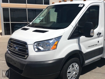 2017 Transit 350,  Reading Aluminum CSV Service Utility Van #WH7824 - photo 1
