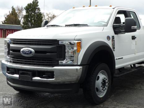 2017 F-450 Super Cab DRW Cab Chassis #D87875 - photo 1