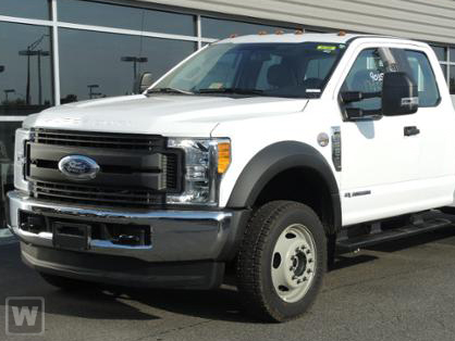 2017 F-550 Super Cab DRW 4x2,  Cab Chassis #HEE28554 - photo 1