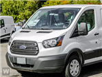 2018 Transit 150 Med Roof 4x2,  Empty Cargo Van #FM11496 - photo 1
