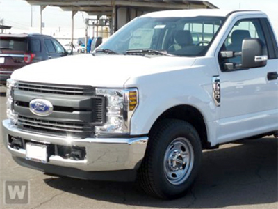 2018 F-350 Regular Cab 4x2,  Reading Classic II Steel Service Body #AT10043 - photo 1