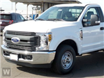 2018 F-350 Regular Cab DRW 4x2,  M H EBY Platform Body #T790 - photo 1