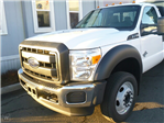 2018 F-450 Regular Cab DRW 4x2,  Rugby Dump Body #J1697F - photo 1
