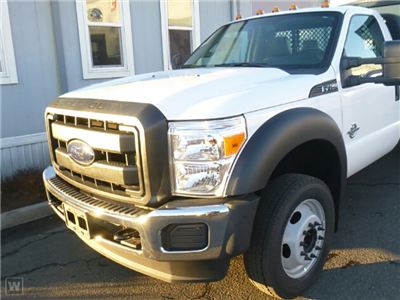 2018 F-450 Regular Cab DRW 4x4,  Cab Chassis #Z188170 - photo 1