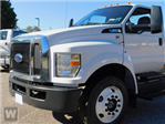 2018 F-650 Regular Cab DRW 4x2,  Cab Chassis #JDF04193 - photo 1