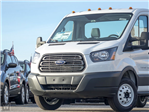 2018 Transit 350 HD DRW 4x2,  Cab Chassis #4867F9Z - photo 1