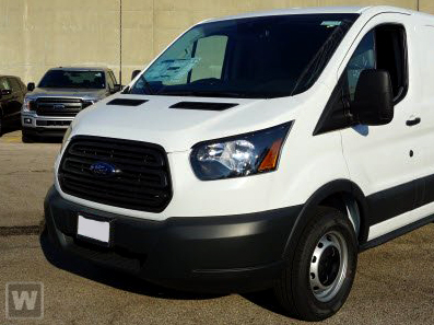 2018 Transit 250 Low Roof 4x2,  Sortimo Upfitted Cargo Van #T80938 - photo 1