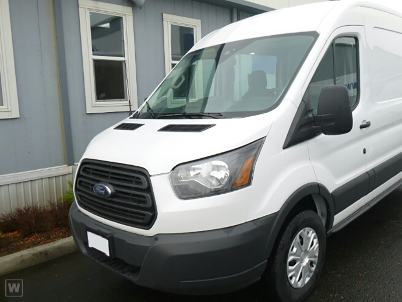 2018 Transit 250 Med Roof 4x2,  Weather Guard Upfitted Cargo Van #F71842 - photo 1