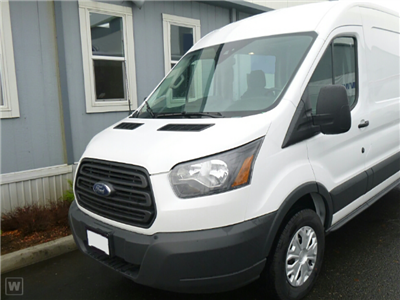 2018 Transit 250 Med Roof,  Empty Cargo Van #F181076 - photo 1