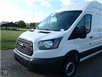 2018 Transit 250 High Roof 4x2,  Kargo Master Upfitted Cargo Van #T19566 - photo 1