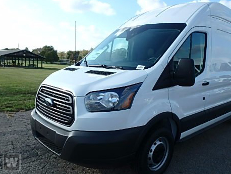 2018 Transit 250 High Roof 4x2,  Empty Cargo Van #JKA41045 - photo 1