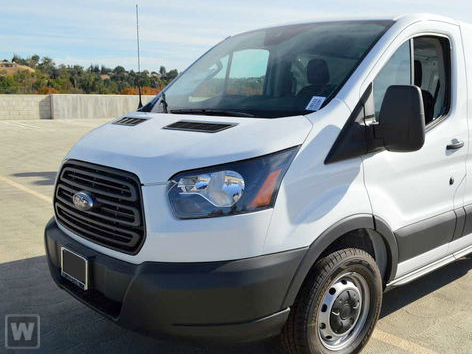 2018 Transit 350 Low Roof 4x2,  Empty Cargo Van #J6893 - photo 1