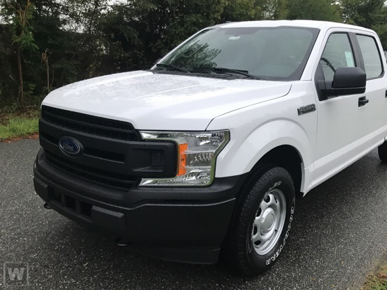 2018 F-150 SuperCrew Cab 4x4,  Pickup #E75525 - photo 1