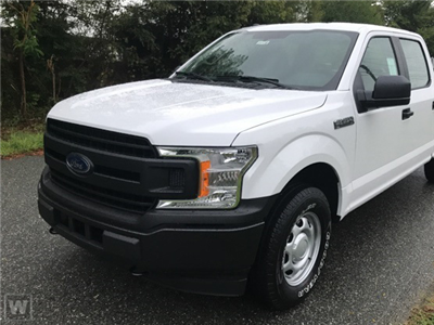 2018 F-150 Crew Cab 4x4, Pickup #NJ4509 - photo 1