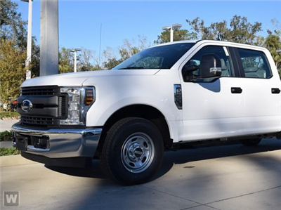 2018 F-250 Crew Cab 4x4 Pickup #JEB09020 - photo 1