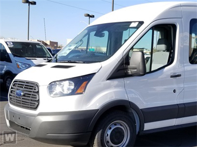 2018 Transit 350 Med Roof 4x2,  Empty Cargo Van #JKB41009 - photo 1