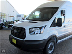 2018 Transit 350 High Roof 4x2,  Empty Cargo Van #JF830 - photo 1