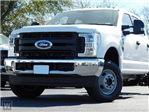 2018 F-350 Crew Cab DRW 4x4,  CM Truck Beds Platform Body #JED03708 - photo 1