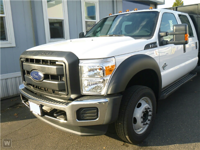 2018 F-450 Crew Cab DRW, Cab Chassis #Z188157 - photo 1