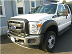2018 F-450 Crew Cab DRW 4x4,  Harbor Contractor Body #F71847 - photo 1
