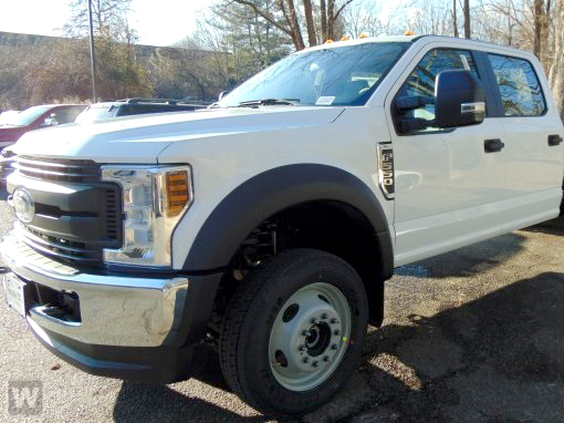 2018 F-550 Crew Cab DRW 4x4,  Cab Chassis #182787 - photo 1