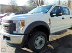 2018 F-550 Crew Cab DRW 4x4,  Reading Landscaper SL Landscape Dump #N7270 - photo 1