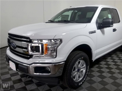 2018 F-150 Super Cab 4x4, Pickup #JKD44195 - photo 1