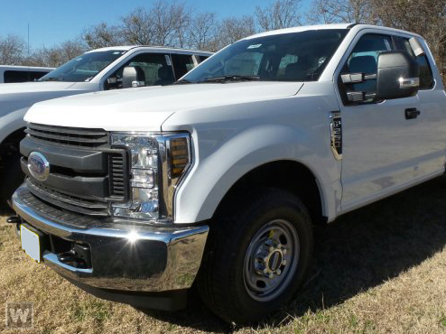 2018 F-250 Super Cab 4x4,  Knapheide Service Body #YC70285 - photo 1