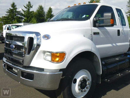 2018 Ford F-750 Super Cab DRW 4x2, Cab Chassis #187064 - photo 1