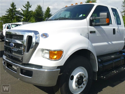 2018 Ford F-750 Super Cab DRW 4x2, Cab Chassis #PA178270 - photo 1