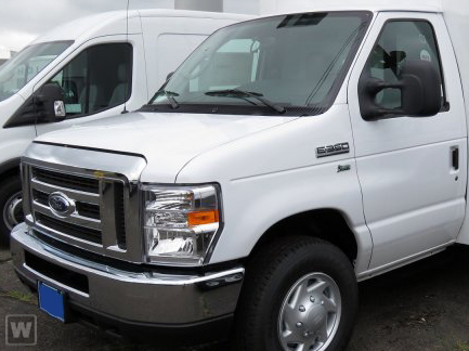 2019 Ford E-350 4x2, Knapheide KUV Service Utility Van #SF30277 - photo 1