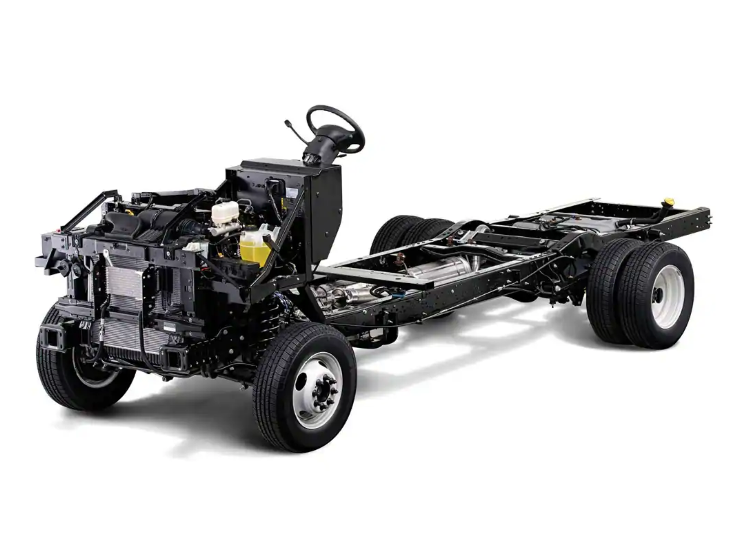 2019 Ford E-450 RWD, Stripped Chassis #KDC40439 - photo 1