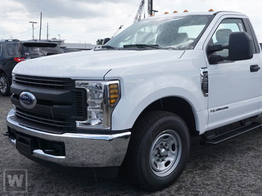 2019 F-250 Regular Cab 4x4,  Cab Chassis #KEG48427 - photo 1
