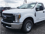 2019 F-250 Regular Cab 4x4, Reading Classic II Steel Service Body #K0719 - photo 1