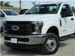 2019 F-350 Regular Cab DRW 4x2,  Scelzi Flatbed #FK2315 - photo 1