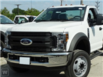 2019 F-450 Regular Cab DRW 4x2,  Scelzi Flatbed #FK0570 - photo 1