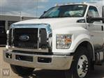 2019 F-650 Regular Cab DRW 4x2,  Rugby Titan Dump Body #9409A - photo 1