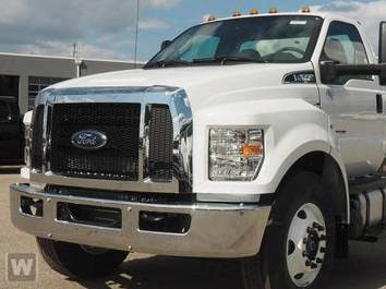 2019 F-650 Regular Cab DRW 4x2,  Scelzi Dump Body #F04749 - photo 1