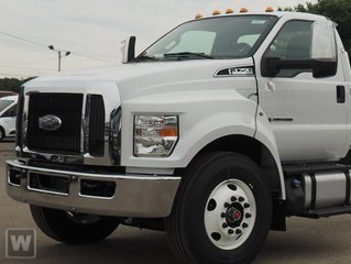 2019 F-750 Regular Cab DRW 4x2, Cab Chassis #KDF14459 - photo 1