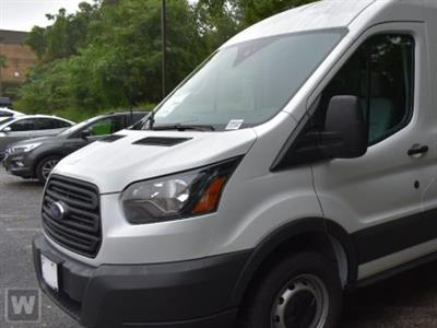 2019 Transit 250 Med Roof 4x2, Ranger Design Base Shelving Upfitted Cargo Van #0T194804 - photo 1